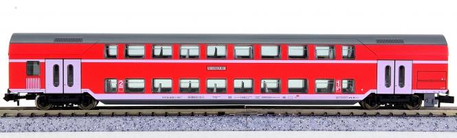 Fleischmann 9367 (N) – 1./2. Klasse Doppelstockwagen  der DB AG