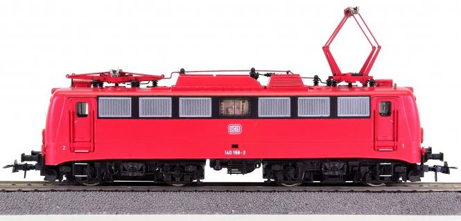 Roco 43421 – Elektrolokomotive BR 140 der DB, Einzelstück + Lätzchen