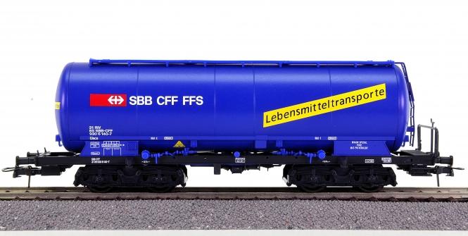 Roco 46987 – Kesselwagen Uacs der SBB