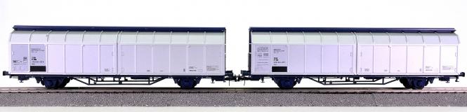 Roco 44019 – Schiebewandwagen-Set delacher + co der ÖBB