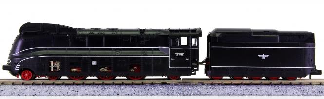 Fleischmann 7173 (N) - Schlepptender-Dampflok BR 01 der DRG, vollverkleidet