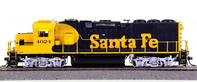 Overland Models 087010035.1 – Diesellok EMD GP60 der Santa Fe (SF)