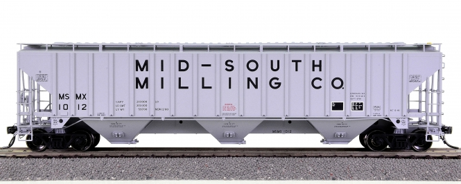 Tangent Models 11223-02 – PS4750 Covered Hopper Mid-South Milling der MSMX