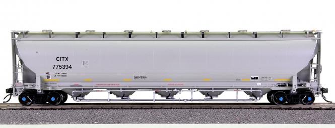 BLMA Models 54006 – Trinity 5660 PD Covered Hopper der CITX