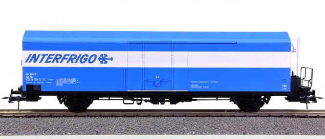 Roco 46555 – Kühlwagen Interfrigo der FS