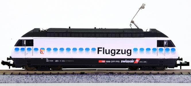 Trix 12659.901 (N) – Elektrolok BR Re 460 FlugZug der SBB, digital (DCC)