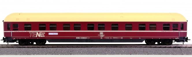 Roco 4260C – TEN Schlafwagen WLABmh33 der DB