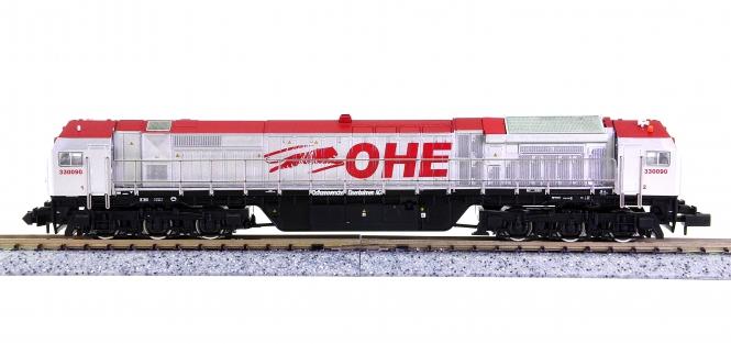 Mehano 55421 (N) – Mehrzweck-Diesellok Blue Tiger der OHE, digital (DCC)