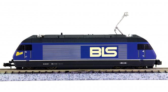 Kato 13710-50 (N) – Elektrolok BR Re 465 der BLS, Sondermodell Niesen