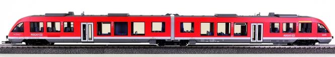 Märklin 41731 – Nahverkehrs-Triebwagen BR 648.2 der DB AG, DUMMY