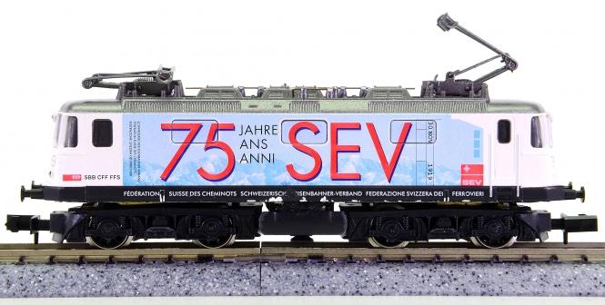 Arnold 2404 – Elektrolok Re 4/4 II 75 Jahre SEV der SBB, digital (DCC)