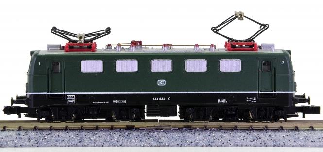 Arnold 2321 – Elektrolok BR 141 der DB, Simplex-Kupplung