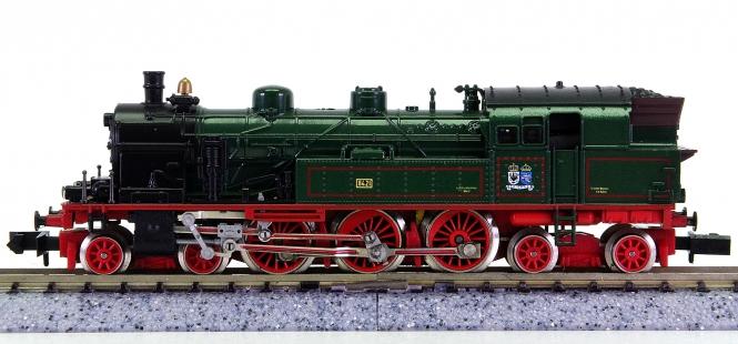 Arnold 2268 – Tender-Dampflokomotive BR T 18 der K.P.u.G.H.St.E.