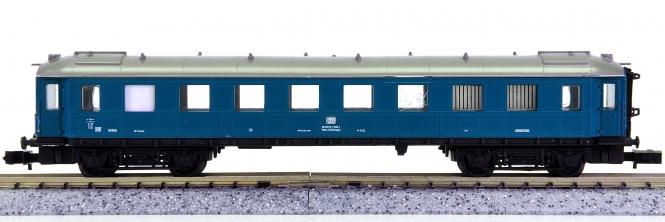Arnold 4681 – Mannschaftswagen (Wohn-/Schlafwagen) der DB