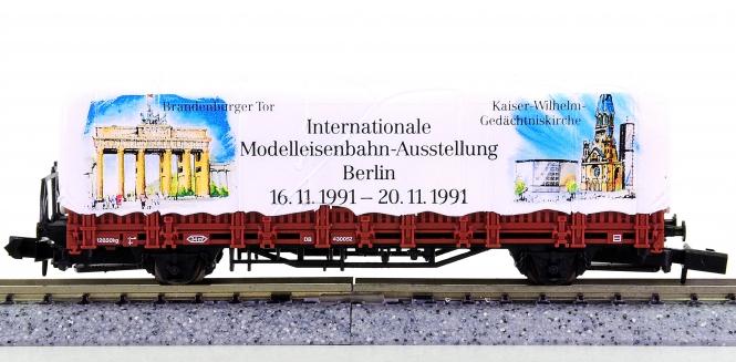 Arnold 4467 – Messe-Planenwagen Berlin 1991
