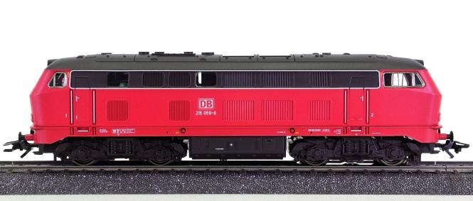 Märklin 29060 – Mehrzweck-Diesellok BR 216 der DB AG, digital (mfx)