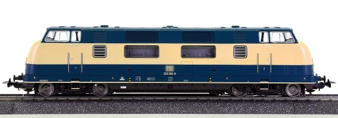 Piko 59705 (AC) – Mehrzweck-Diesellok BR 220 der DB, digital