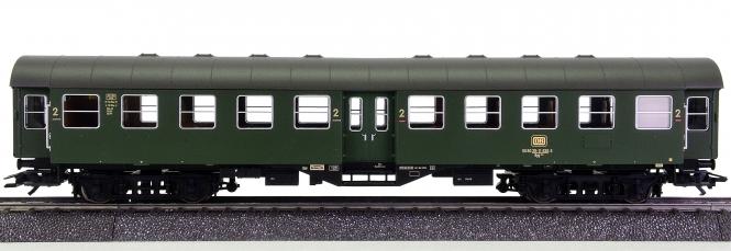 Märklin 00764-04 – 2. Klasse Umbauwagen Byg 514 der DB