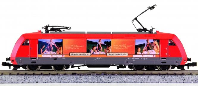 Roco 23316 (N) – Elektrolok BR 101 Mehr Zeit für Kinder der DB AG, digital