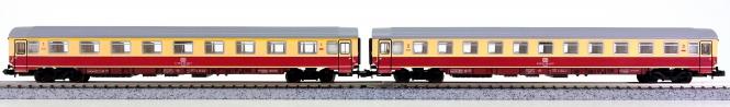 Ibertren (N) – 2-teiliges TEE-Personenwagen-Set der DB, Innenbeleuchtung