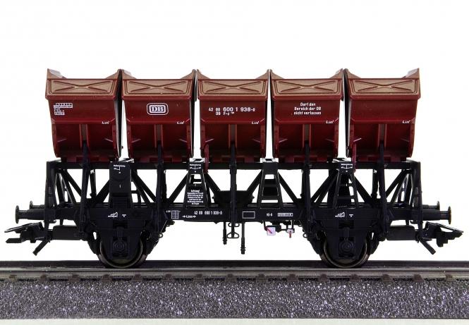 Märklin 46353-05 – Muldenkippwagen F-z 120 der DB