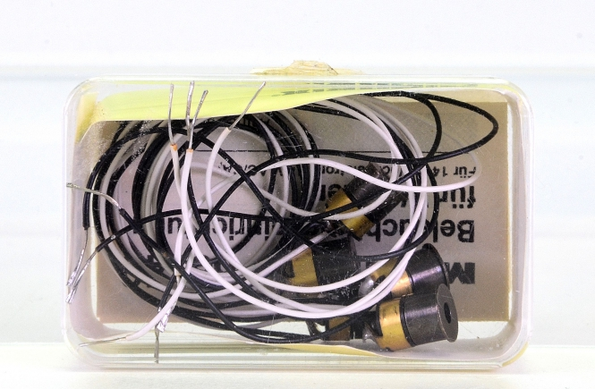 Trix 66740 (N) – 5 x Beleuchtungseinrichtung für Weichenlaterne