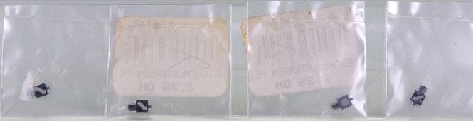 Trix 66742 (N) – 4 x Weichenlaterne rechts