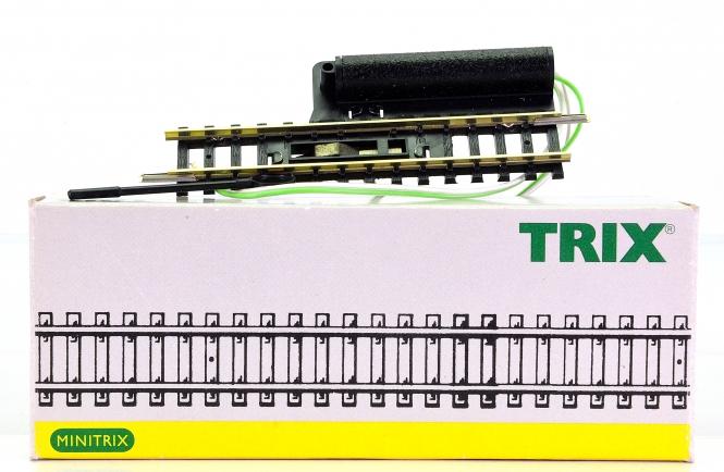 Trix 14969 (N) – Entkupplungsgleis, mit elektrischem Antrieb