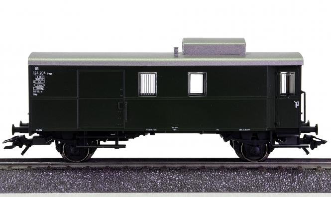 Märklin 46980 – Güterzug-Gepäckwagen Pwgs 41 der DB