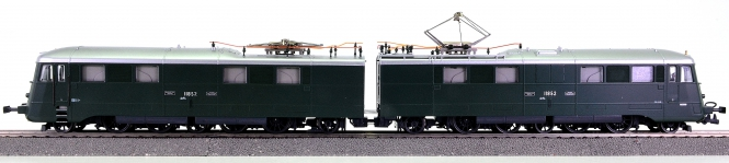 Roco 43770 – Doppel-Elektrolok Landilok Ae 8/14 der SBB