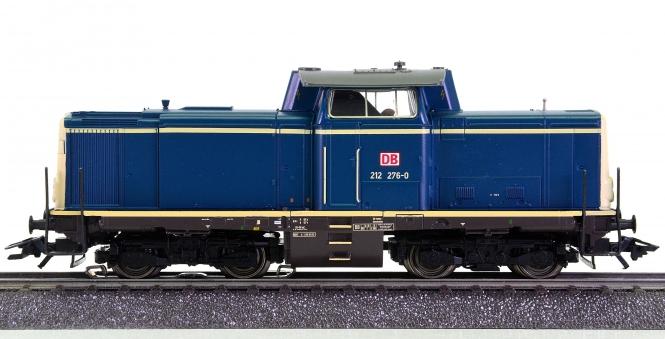 Märklin 37725 – Mehrzweck-Diesellok BR 212 der DB AG, digital (MM)