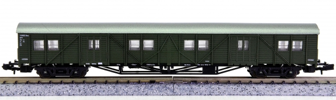 Roco 02370A (N) - Behelfs-Gepäckwagen MD4i-50 der DB