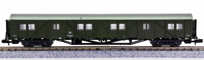 Roco 02372A (N) - Behelfs-Gepäckwagen MDi 996 (MD4i-50) der DB
