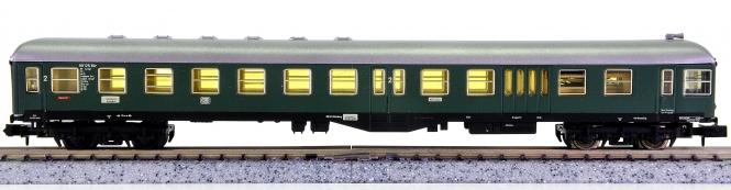 Arnold 0153-0 – 2. Klasse Steuerwagen mit Gepäckabteil der DB, Spitzensignal