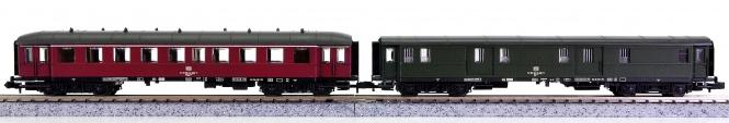 Roco 2274F/24260 (N) – 2-teiliges Personenwagen-Set der DB