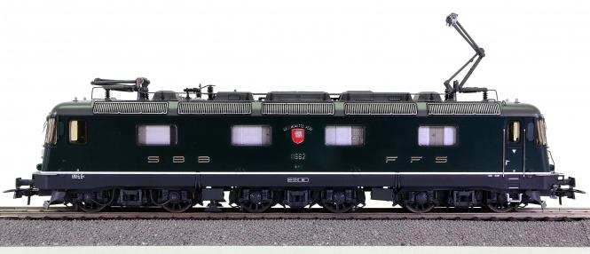 Roco 72588 - Elektrolokomotive Re 6/6 Reuchenette-Péry der SBB