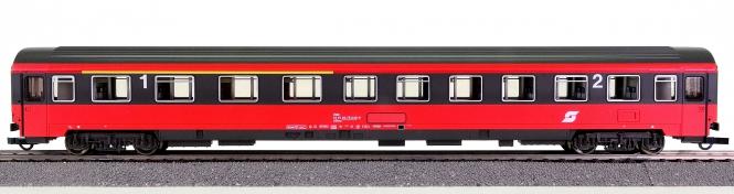 Roco 44645 – 1./2. Klasse Eurofima Schnellzug-Abteilwagen der ÖBB
