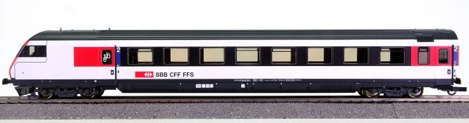 Roco 64546 – 2. Klasse Steuerwagen IC-Bt der SBB