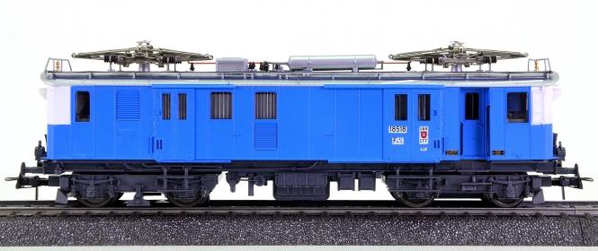 Roco 43951 (AC) – Elektro-Gepäcktriebwagen Fe 4/4 der SBB/CFF/FFS