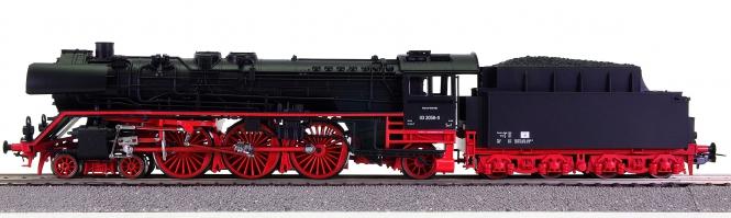 Piko 50112 – Schlepptender-Dampflok BR 03 der DR (DDR)