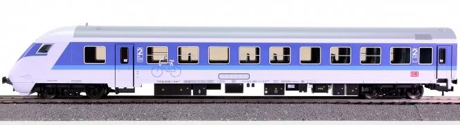 Fleischmann 5175 01 K – 1. Klasse Interregio-Steuerwagen der DB AG, digital