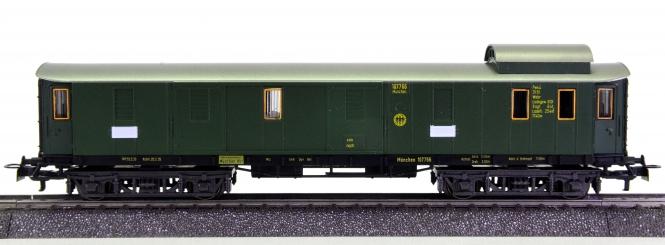 Märklin 4137 – Gepäckwagen Pw4ü der DRG
