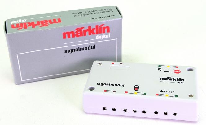 Märklin 72441 – Bremsmodul / Signalmodul