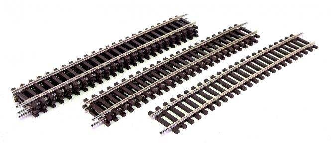 Roco 42428 – 6x Roco-Line gebogene Gleise R20, r = 1962  mm, 5°