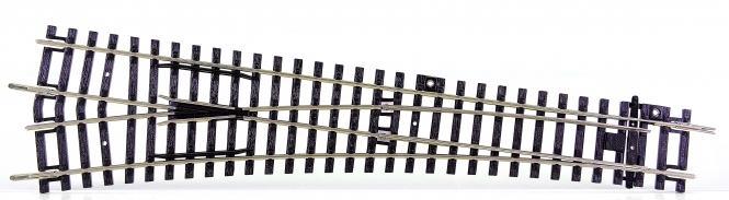 Roco 55220 – Weiche links WL, Winkel 15 Grad