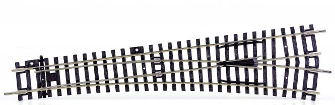Roco 55221 – Weiche rechts WR, Winkel 15 Grad