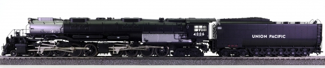 Märklin 37993 – Dampflok Class 4000 Big Boy der UP, digital (mfx) und Sound