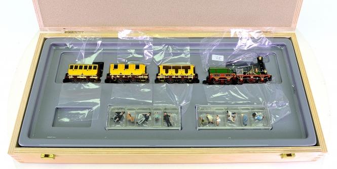 Märklin 26350 – Historischer Personenzug Adler der K.Bay.Sts.B., digital