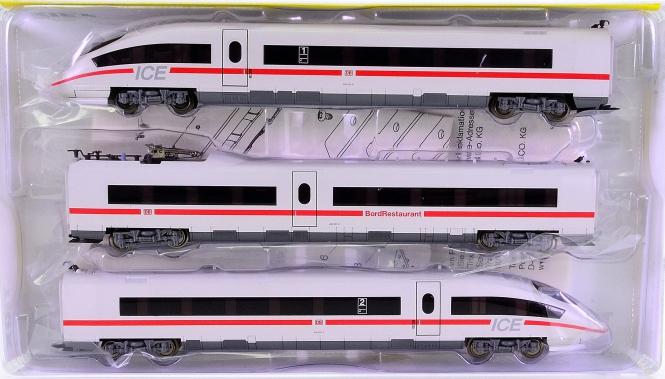 Trix 12793 (N) – 3-teiliger Intercity-Express ICE 3 BR 406 der DB AG