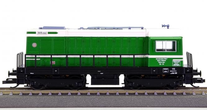 Tillig 02625 (TT) - Diesellokomotive WL-30 des VEB Kalikombinat Werra